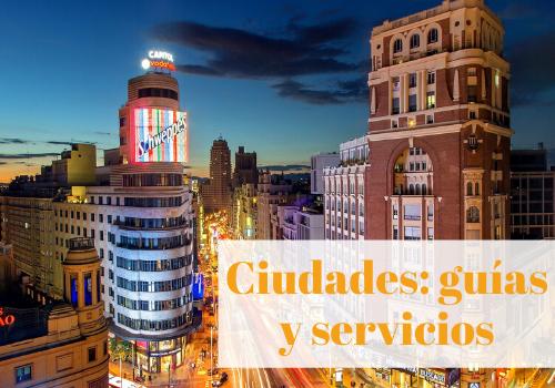 guías y servicios