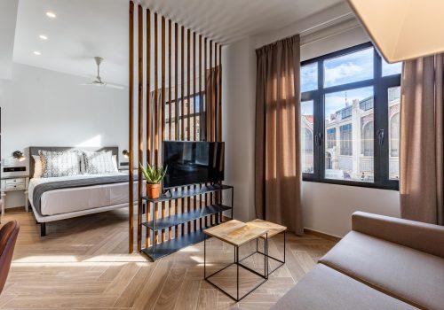 Apartamento 1-1