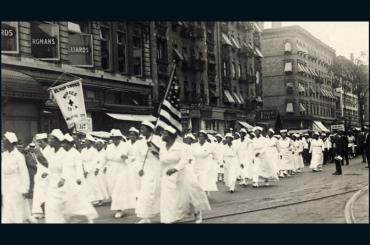 la Black Cross Nurses Association
