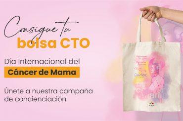 Bolsa solidaria CTO Día Internacional Cáncer de Mama